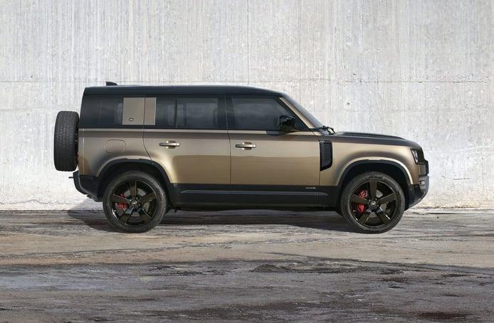 Nuevo Land Rover Defender 2020: el SUV se estrena en el Salón de Frankfurt