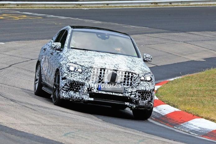 La nueva gama Mercedes-AMG GLE 63 se pone a punto en Nürburgring [vídeo]