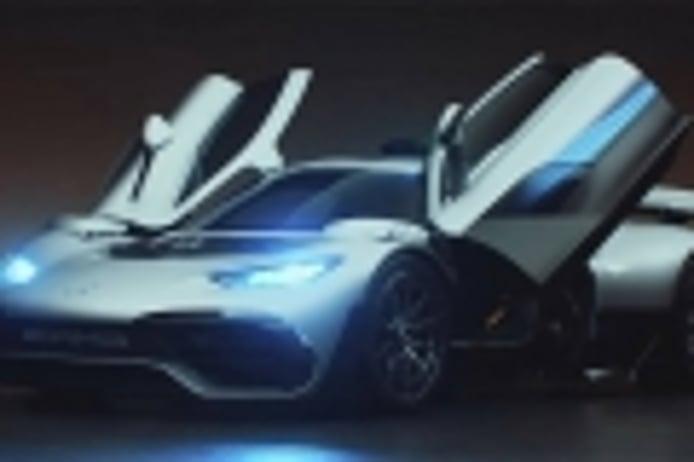 El Mercedes-AMG One se muestra más vivo que nunca