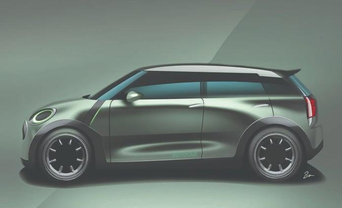 MINI lanzará el Traveller, un monovolumen urbano eléctrico basado en el BMW i3