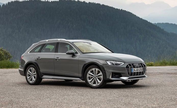 El nuevo Audi A4 allroad quattro 2020 ya tiene precios en España