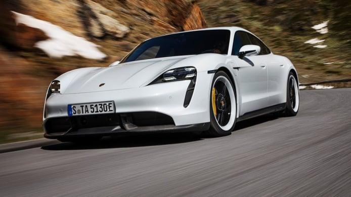Sigue en directo la presentación del nuevo Porsche Taycan
