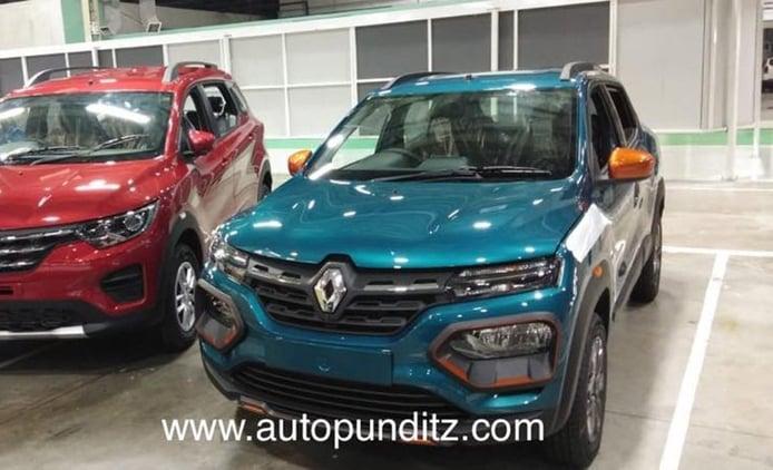 El nuevo Renault Kwid 2020 al descubierto sin una pizca de camuflaje