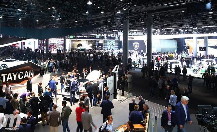 Salón de Frankfurt 2019, una edición marcada por la movilidad eléctrica
