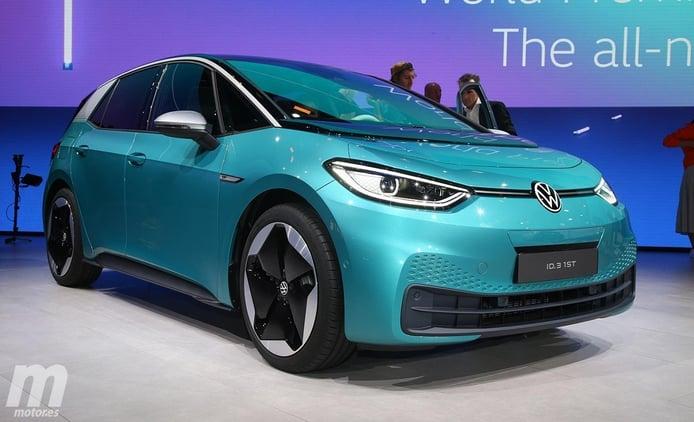El nuevo Volkswagen ID.3 en vídeo desde el Salón de Frankfurt 2019
