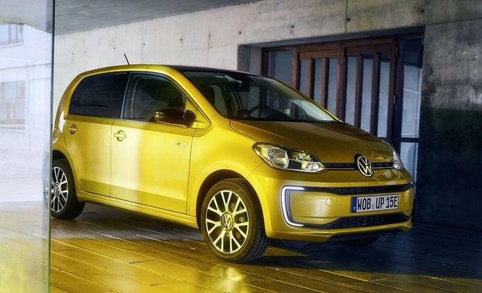 Volkswagen e-up! 2020, más autonomía para el pequeño coche eléctrico