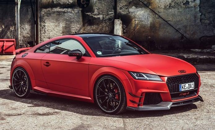 El Audi TT RS recibe un paquete de mejoras firmado por ABT Sportsline