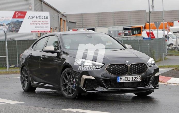 BMW termina de pulir detalles de pre-producción en el nuevo M235i xDrive Gran Coupé