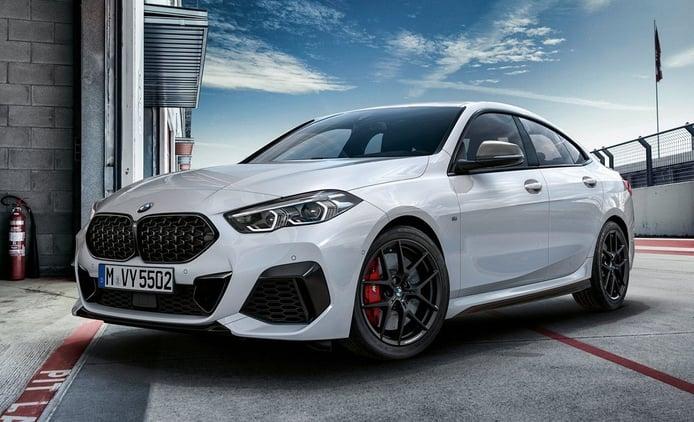 El nuevo BMW Serie 2 Gran Coupé se viste con los accesorios M Performance