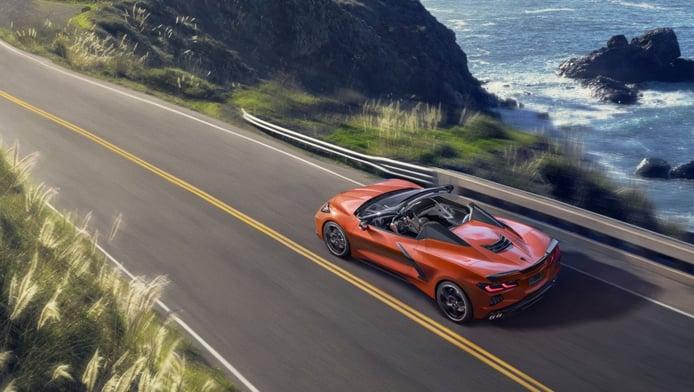 El nuevo Chevrolet Corvette Stingray Convertible en su primer vídeo