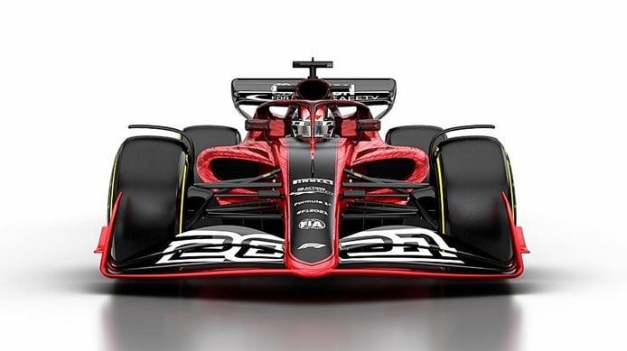 Las claves del reglamento técnico de la Fórmula 1 de 2022