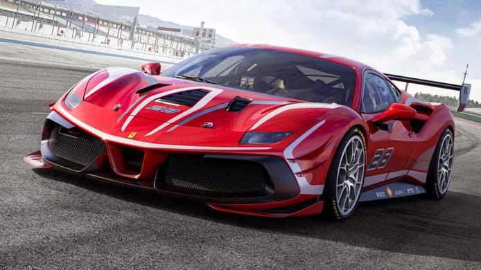 Ferrari 488 Challenge Evo: el monomarca del 'Cavallino' más afilado