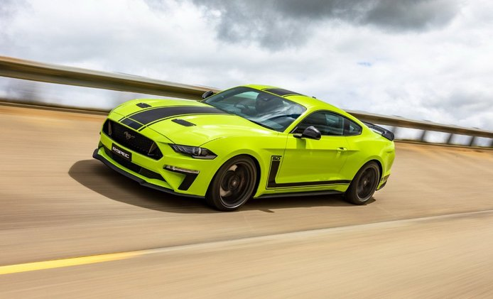 Ford Mustang R-Spec: el Mustang más radical es exclusivo para Australia