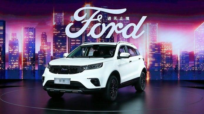 Ford producirá más modelos en China para mejorar sus ventas