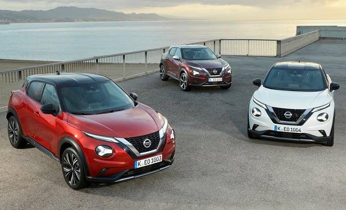 El nuevo Nissan Juke 2020, al detalle, en esta nueva galería de imágenes