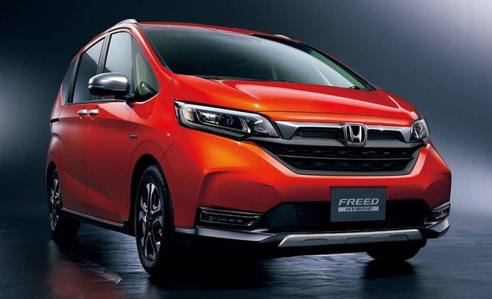 El nuevo Honda Freed 2020 irrumpe en escena y estrena la versión Crosstar