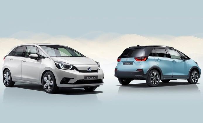 El nuevo Honda Jazz tiene un claro objetivo, hacer frente al Toyota Yaris