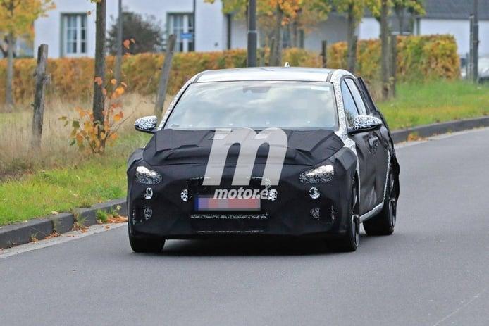 Hyundai también trabaja ya con prototipos camuflados del facelift del i30 N Hatchback