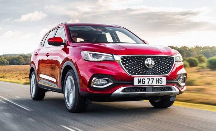 MG HS 2020, llega a Europa un nuevo SUV compacto