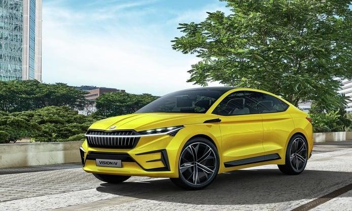Skoda Austria inicia la preventa del SUV eléctrico basado en el Vision iV