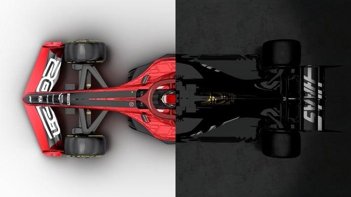 2019 vs 2021: así camina la F1 hacia el futuro