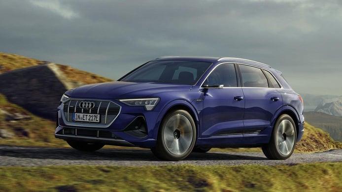 El Audi e-tron recibe una actualización para mejorar su autonomía
