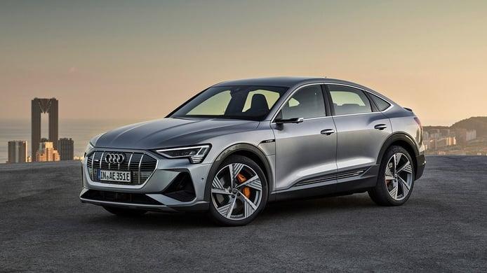 Audi e-tron Sportback, aire deportivo para este nuevo SUV eléctrico