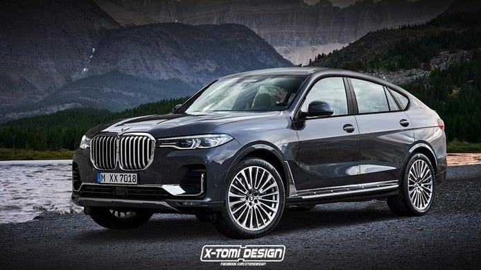 El BMW X8 será presentado con casi toda seguridad en 2021