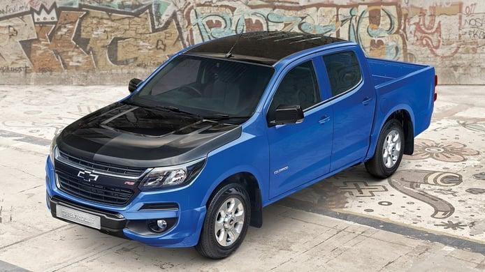 Chevrolet Colorado RS Edition, un pick-up con detalles deportivos