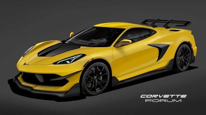 El próximo Corvette ZR1 tendrá un V8 Twin Turbo híbrido de +900 CV