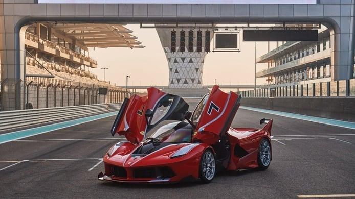La F1 y Sotheby's organizan una gran subasta en Abu Dhabi