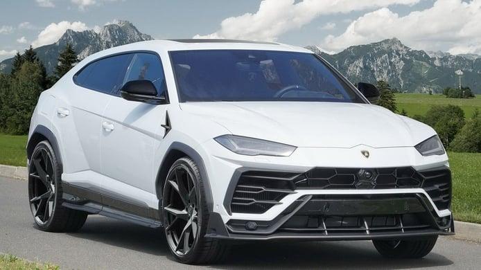 El Lamborghini Urus estrena un kit de carrocería firmado por Mansory