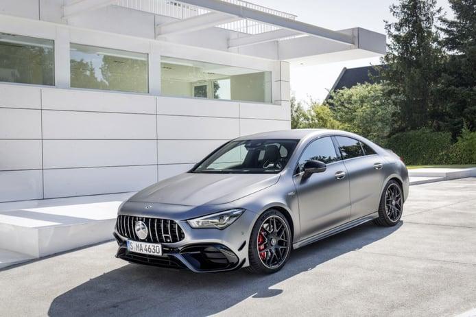 Mercedes-AMG pone precios a los CLA 45 S 4MATIC+ y CLA 45 S 4MATIC+ Shooting Brake