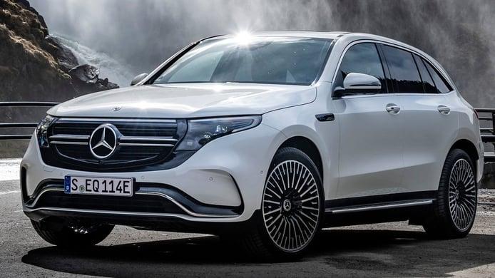 El Mercedes EQC continúa con su expansión global y llega a China