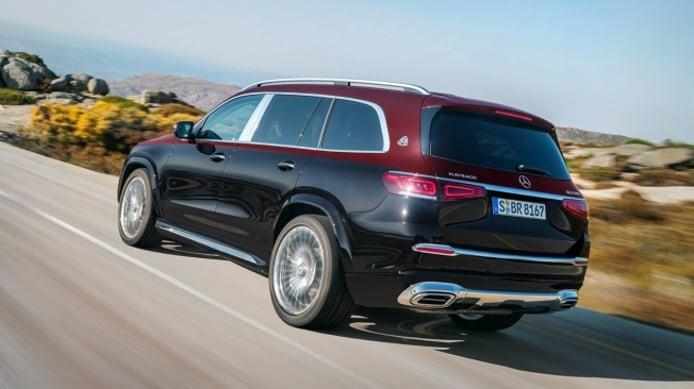 Mercedes-Maybach GLS - posterior