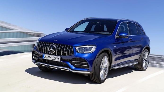 Las versiones AMG del nuevo Mercedes GLC ya tienen precio en España
