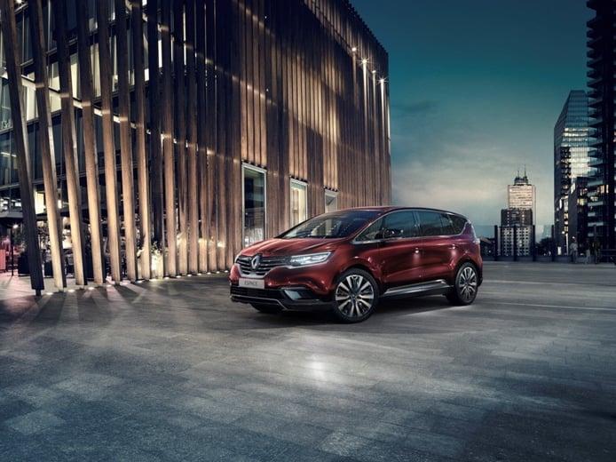 El Renault Espace 2020 se presenta con una imagen más moderna y nuevos equipamientos