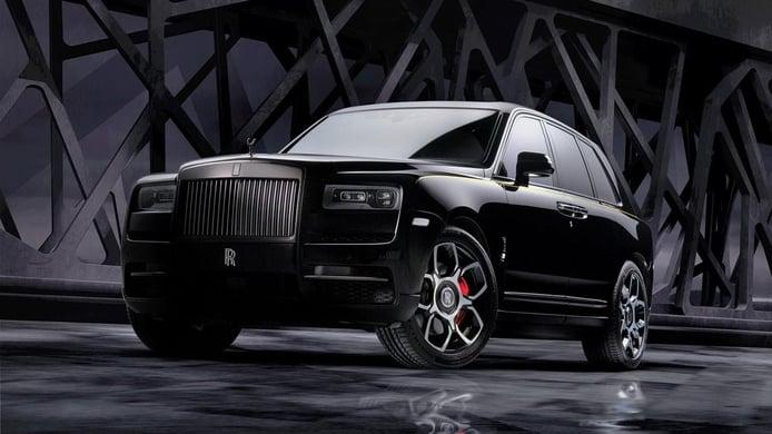 Rolls-Royce Cullinan Black Badge, más potencia para el SUV de lujo