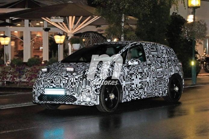 SEAT empieza a fabricar pre-series del nuevo el-Born en la factoría de Zwickau