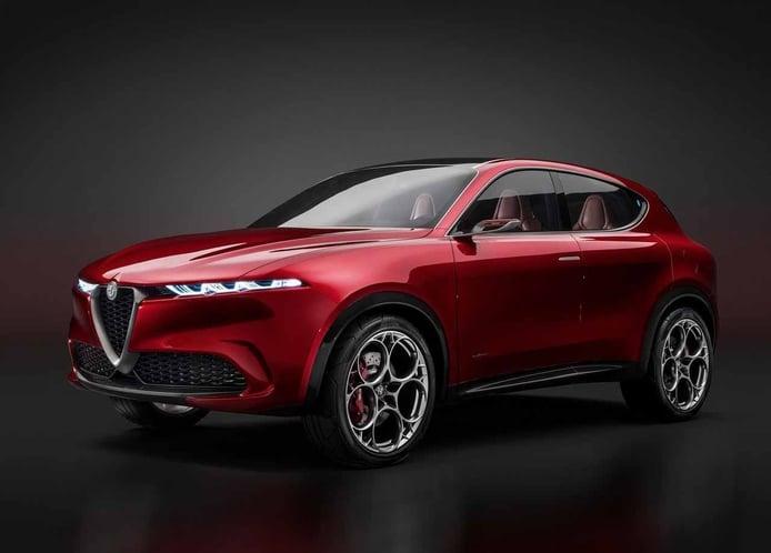 Alfa Romeo Tonale, ¿el primer producto fruto de la fusión de PSA y FCA?
