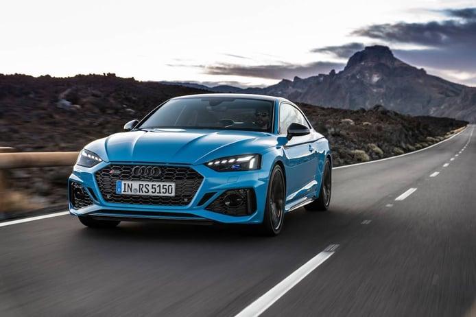 Nuevos Audi RS 5 Coupé 2020 y RS 5 Sportback: más deportividad estética y mecánica