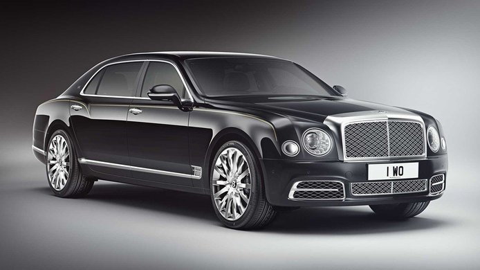 El Bentley Mulsanne más lujoso y exclusivo está destinado al mercado chino