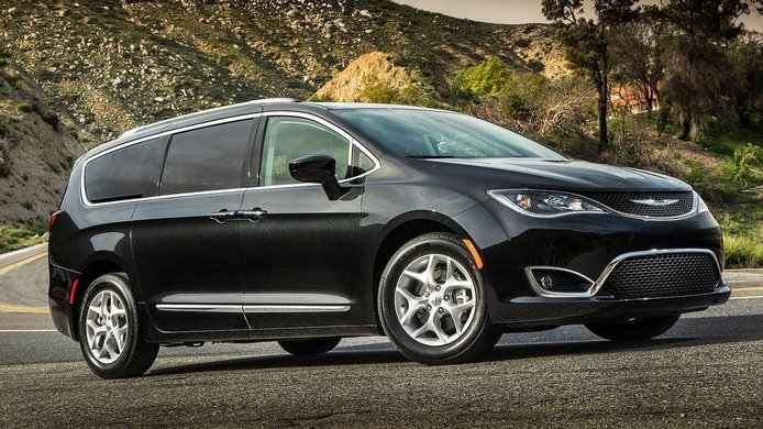 Chrysler Pacifica 2021, el monovolumen americano estrenará grandes mejoras