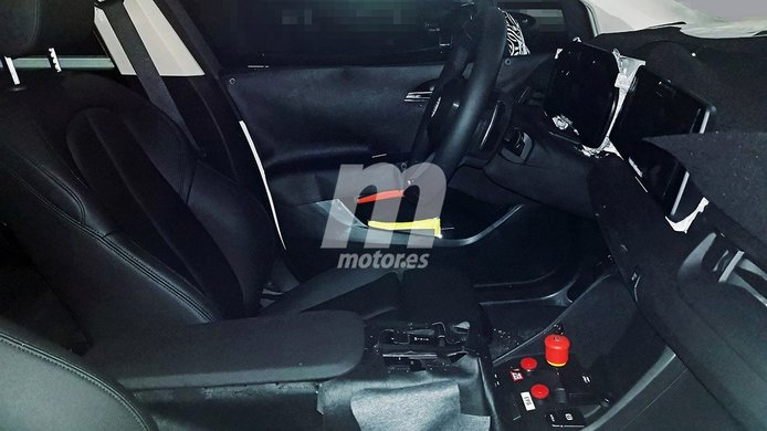 Un vistazo al interior del nuevo BMW Serie 2 Active Tourer 2021