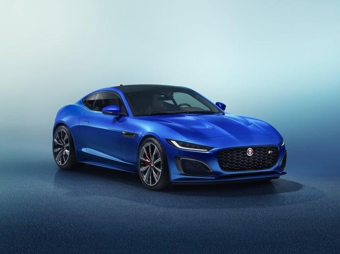 Jaguar F-TYPE y F-TYPE Roadster 2021, los deportivos del felino ahora más vanguardistas