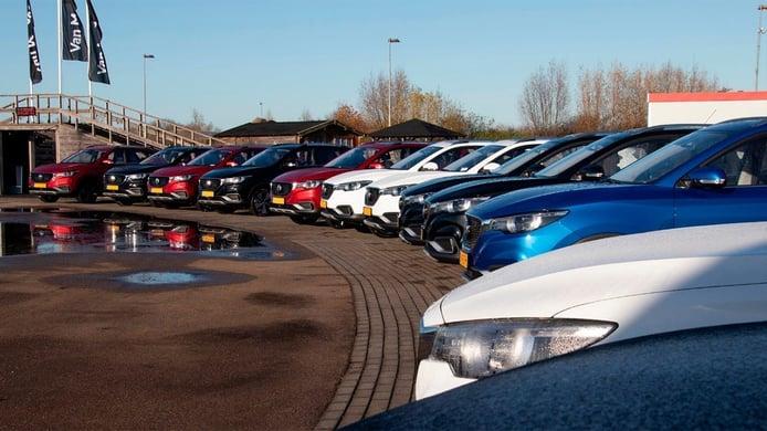 Se inician las entregas del MG ZS EV en Holanda