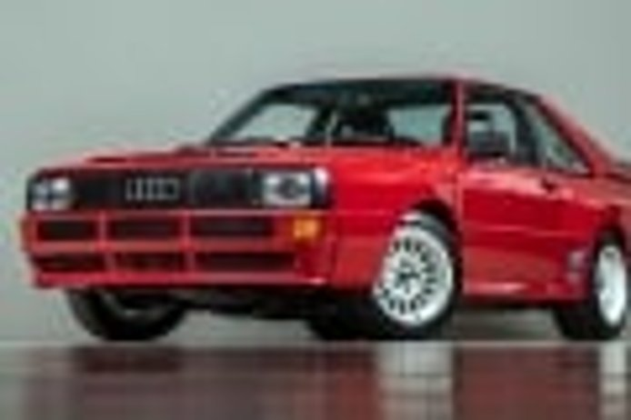 Amores de juventud: el Audi Quattro
