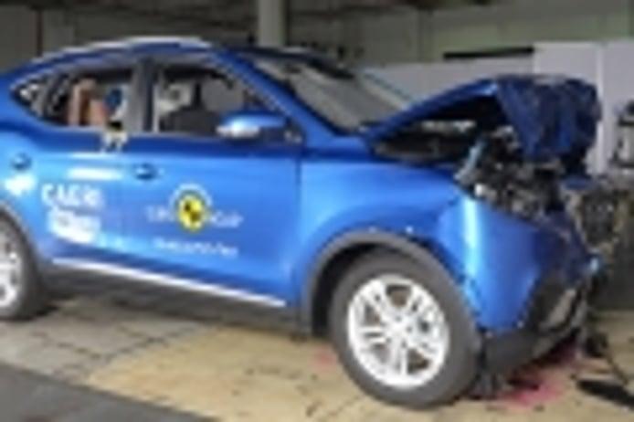 Derribando tópicos: Un coche eléctrico chino consigue 5 estrellas en Euro NCAP