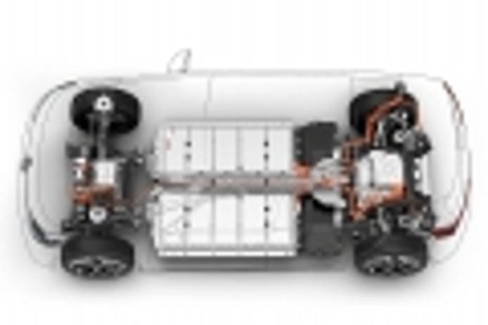 Volkswagen muestra la estructura de la batería equipada en sus nuevos eléctricos