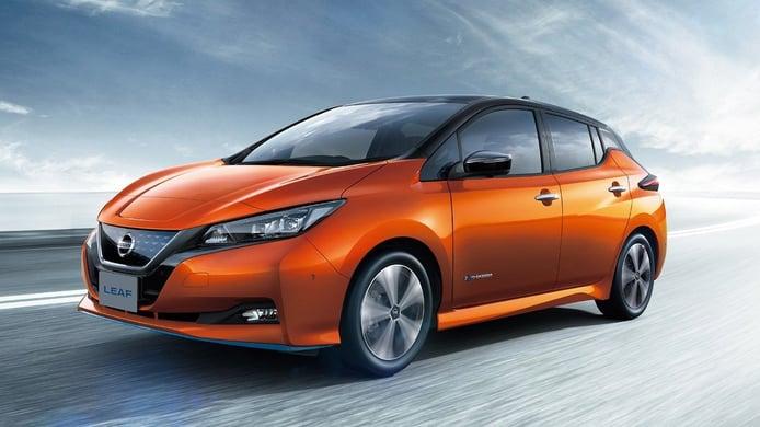 Nissan Leaf 2020, el popular coche eléctrico estrena novedades en Japón